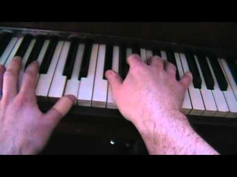 How To Play Soldier Neil Young On Piano Youtube