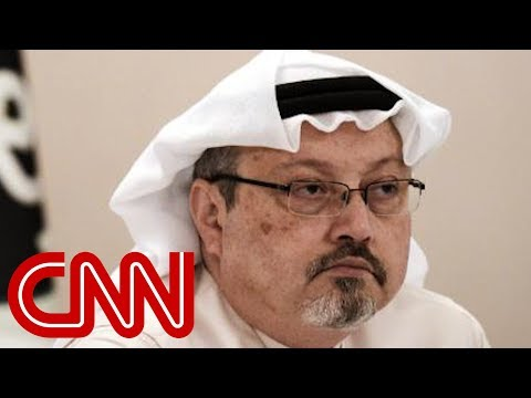 urkey has video evidence of journalist's killing in Saudi consulate, source says