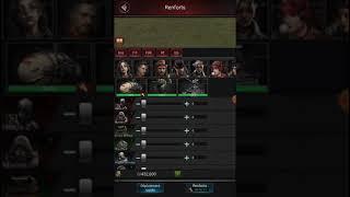 max of kill THE BEST trap omg 🙈 last empire war z screenshot 4