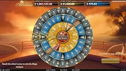 Jackpot Bonus Triggered on the Mega Fortune Dreams Online Slot from NetEnt
