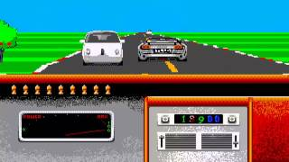 ATARI STE ONLY ANARCHO RIDE v1.1 ANARCHORIDE 2015 GFA BASIC