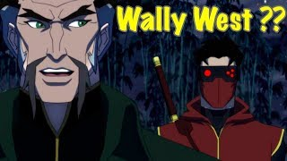 Wally West ALIVE ??