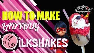 Miraculous Ladybug – Lindalee Kids Kitchen | Ladybug Milkshakes!