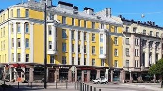 Mannerheimintie Street, Hakasalmi Villa (Hakasalmen Huvila) in Helsinki, Finland