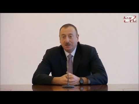 Президент Азербайджана Ильхам Алиев принял членов футбольного клуба «Карабах»