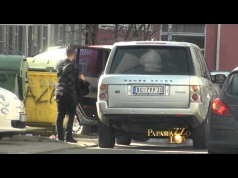 Marija Serifovic popasla kaznu za parkiranje