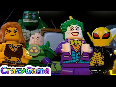 #LEGO #Batman 3 Beyond Gotham Episode 3 - To Space (Android, iOS)