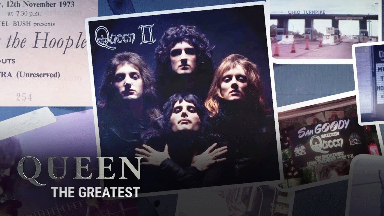 Queen The Greatest Trailer