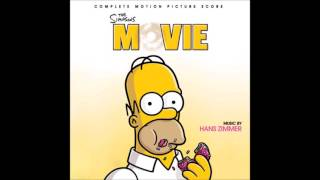 Die Simpsons-Der Film (Soundtrack) - Wrecking Ball