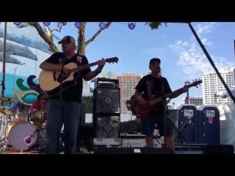 La Recolte Cajun Music @ Long Beach Bayou 2016 3