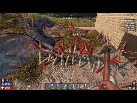 Наш любимый бункер - 7 Days To Die (Alpha 18) #13