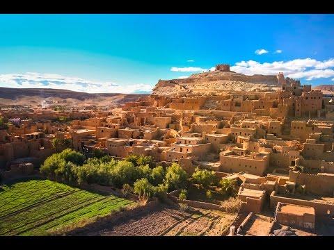 Docu: Ouarzazate (Morocco)