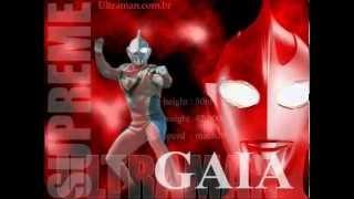 Ultraman Gaia Female Voice Version