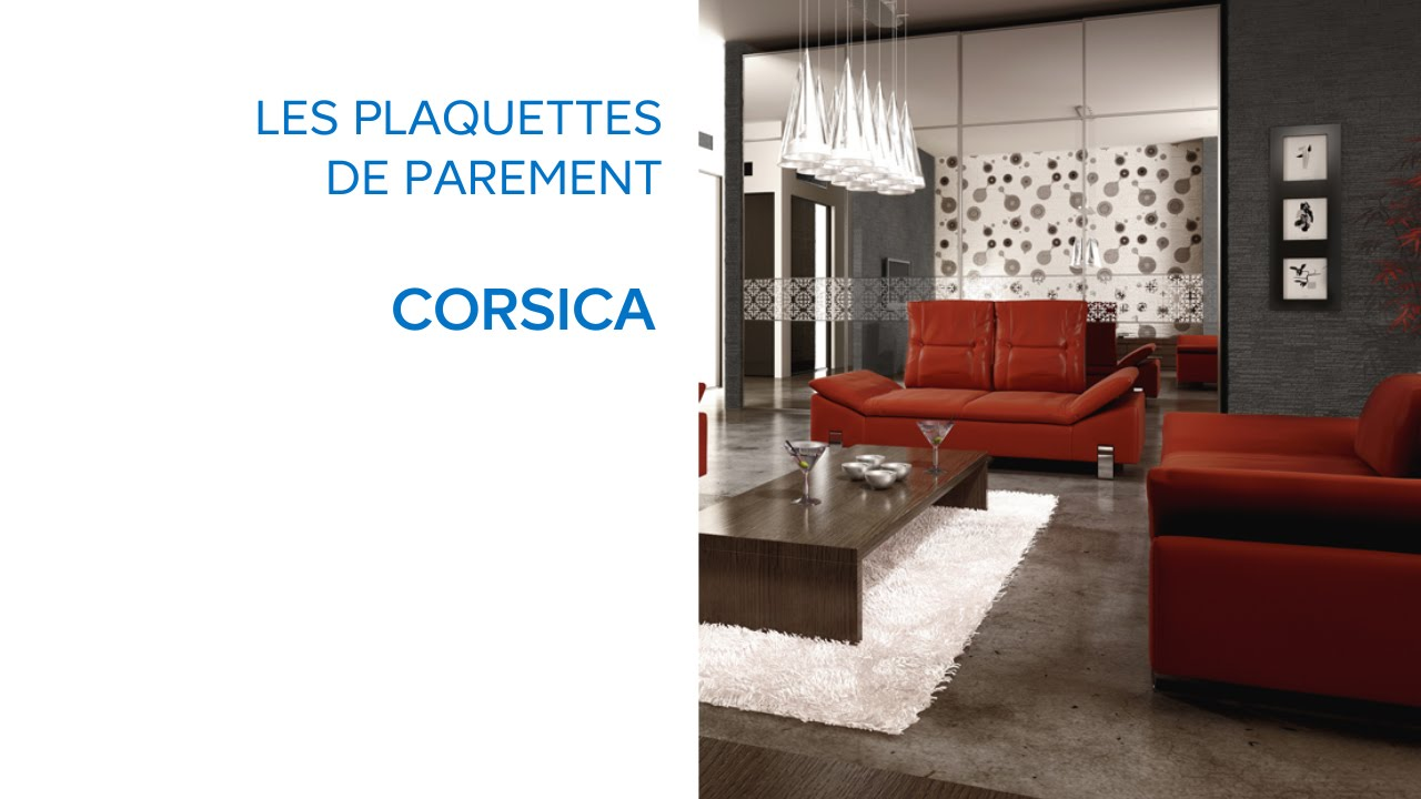 plaquette de parement corsica 677308 castorama youtube. Black Bedroom Furniture Sets. Home Design Ideas