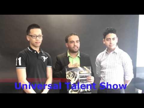 Universal Talent Show 3