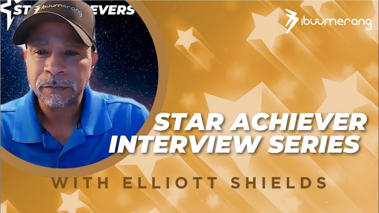 Star Achiever Interview Series— Elliott Shields