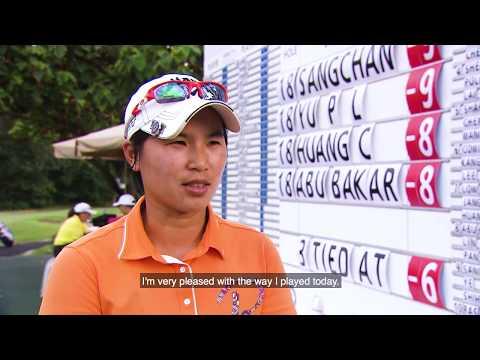 2017 EFG Hong Kong Ladies Open at Hong Kong Golf Club Highlights