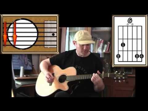 Pompeii - Bastille - Acoustic Guitar Lesson (easy)
