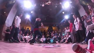 Sky & Masha vs Ilya & Lena | HIP HOP 2x2 | 1:8 | BIG SIBERIAN JAM | 28 29 11 15