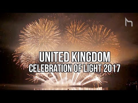 Team UK - Celebration of Light 2017