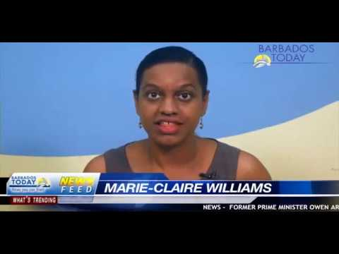 BARBADOS TODAY AFTERNOON UPDATE - May 14, 2018