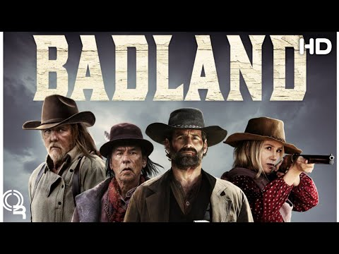 Bad Land | 2019 Official Movie Trailer #Western Film