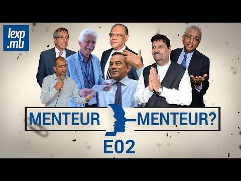 «Menteur Menteur?»Ep. 2 : Duval ou Collendavelloo ment, Soodhun récidive