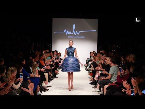 Marina Hoermanseder Opening Show MQ Fashion Week Vienna 2015 :: LIFESTYLE TV