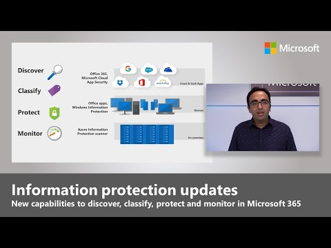Information Protection updates in Microsoft 365