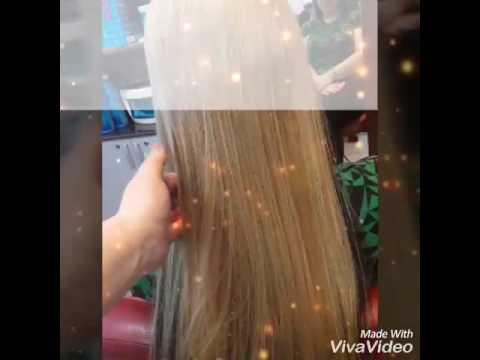 ВЫЗОВ СУМАСШЕДШАЯ ПРИЧЕСКА В ШКОЛУ ЧЕЛЛЕНДЖ + КАК ПОКРАСИТЬ ВОЛОСЫ В ЗЕЛЕНЫЙ ЦВЕТ MY HAIR GREEN