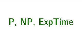 Komplexität #03 - P, NP und ExpTime