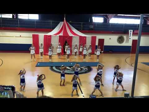 Tensas Academy Little Cheerleaders