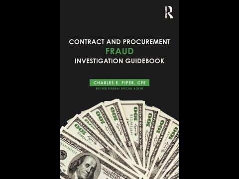 Contract & Procurement Fraud