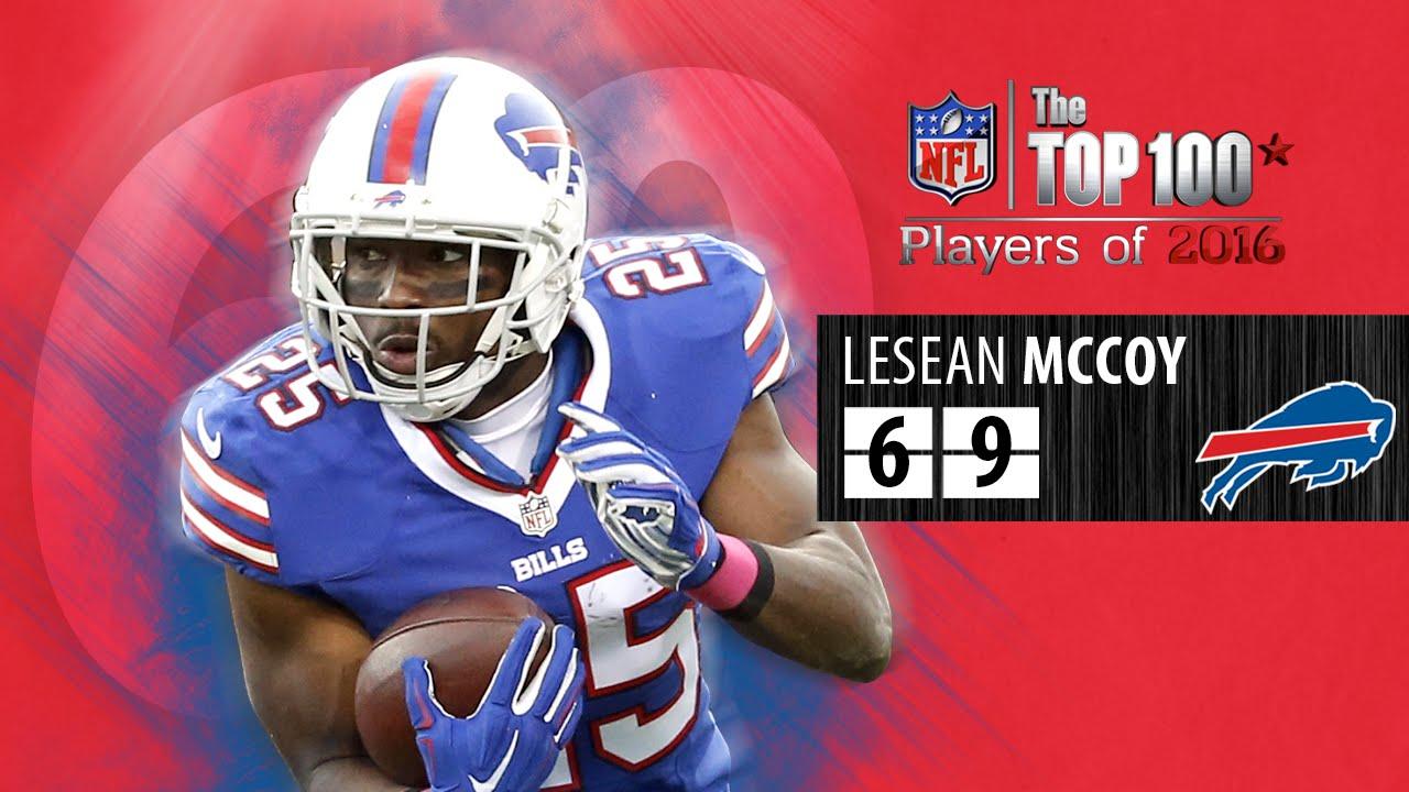 69 LeSean McCoy RB Bills