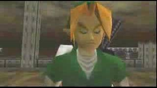 Zelda Ocarina of Time Final Boss Part 1