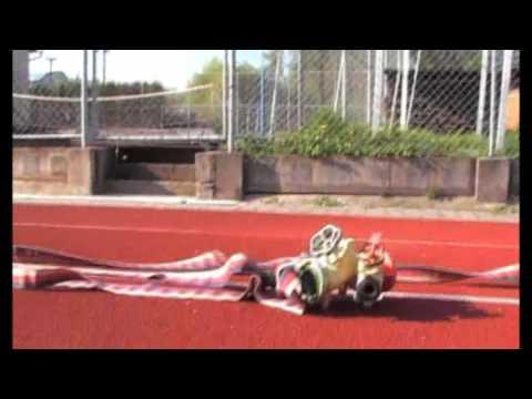 Technika a metodika běhu na 100m s překážkami - Rozdělovač (Jakub Paulíček)