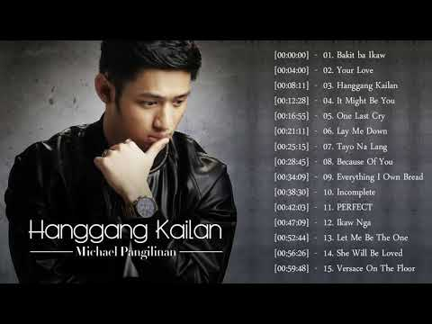 Michael Pangilinan Nonstop Love Songs - Michael Pangilinan Greatest Hits Full Playlist 2018