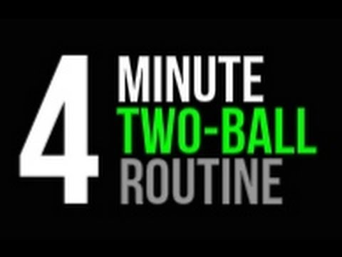 How To: Improve Your Ball Handling | Daily 4 Minute Two Ball Routine | Pro Training Basketball