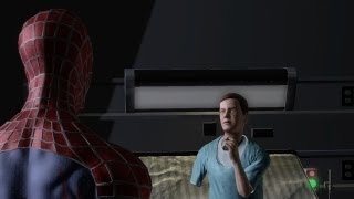 Spider-Man 3: The Video Game - Walkthrough Part 48 - Dr Connors Part 1: The Lizard No More