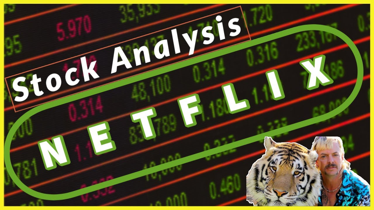 NETFLIX (NFLX) Stock Analysis - What Price Would I Buy Shares?