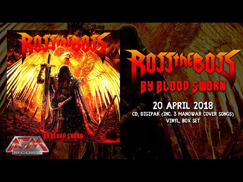 ROSS THE BOSS - This Is Vengeance (2018) // Official Audio Video // AFM Records