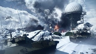 ◀Battlefield 3: Armored Kill - PC First Impressions