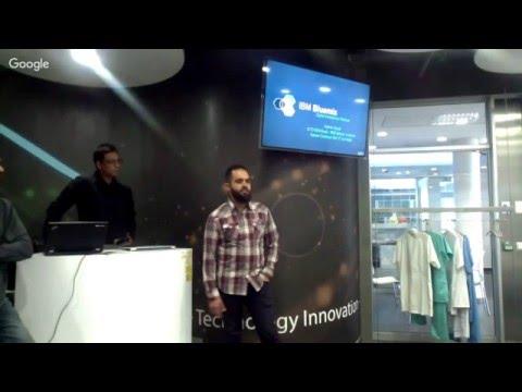 TGIF - IBM Bluemix