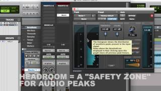 Mix Methods: How to use Maxim Limiter in Pro Tools