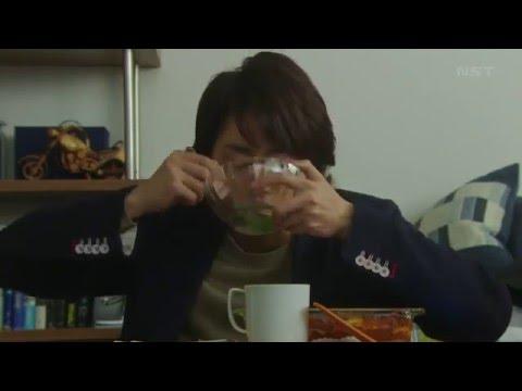 Sakurai Sho eating scene in Kazoku Game