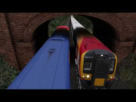 Train Simulator 2019 - Video