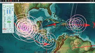 11/14/2018 -- New M5.0+ Earthquake activity in West Pacific -- West Coast USA update -- Keep watch