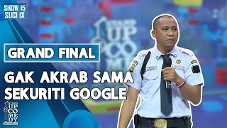 Download lagu Stand Up Rio Dumatubun: Gak Akrab Sama Sekuriti Google - GRAND FINAL SUCI IX