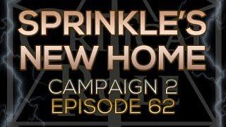 SPRINKLE'S NEW HOME (2x62)