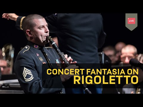 Concert Fantasia on Rigoletto - Clarinet Concerto